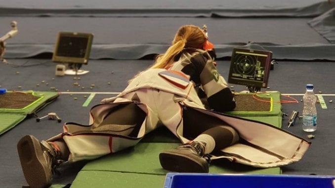 Streljaštvo: Sanja Vukašinović osma u trostavu na Svetskom kupu 1