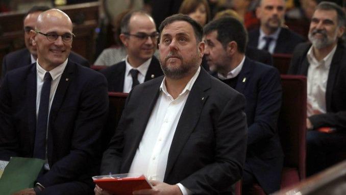 Osuđeni Katalonci žaliće se Evropskom sudu za ljudska prava 1