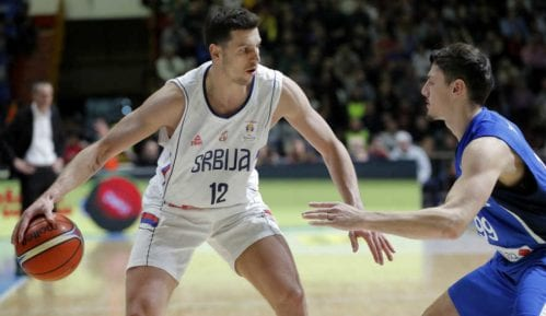 Srbija se pobedom nad Izraelom kvalifikovala na Svetsko prvenstvo u košarci 4