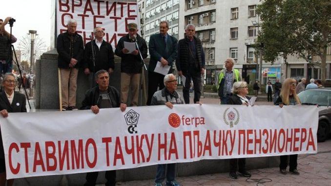 Sudovi presuđuju protiv penzionera po nalogu nekoliko ministara 1