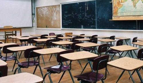 Štrajk upozorenja zbog ukidanja odeljenja u Prvoj beogradskoj gimnaziji 5