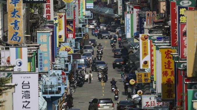 Visok rizik od tajvanske krize 1