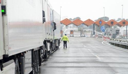 Putevi Srbije: Teretna vozila na pojedinim graničnim prelazima do pet sati, putnička sat vremena 11