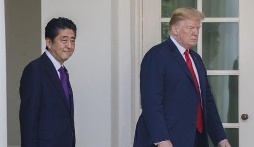Tramp: Šinzo Abe predložio me je za Nobela za mir 3