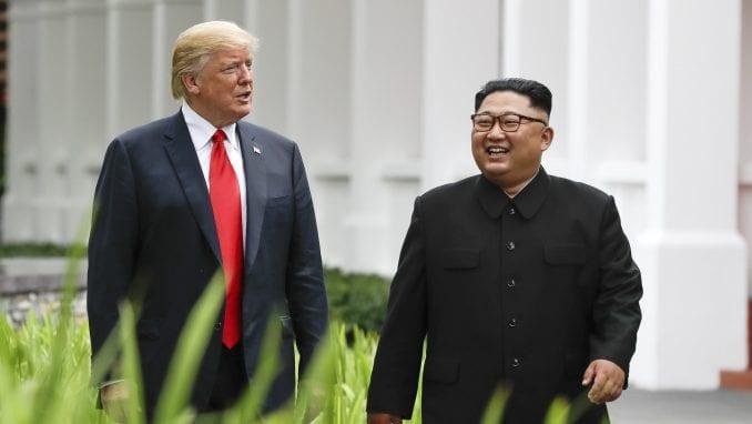 Tramp: Naredio sam povlačenje novih sankcija Severnoj Koreji 1