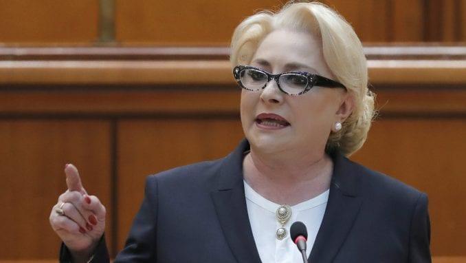 Rumunska premijerka ulazi u predsedničku trku 1