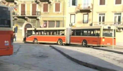 Muke sa javnim prevozom u Rijeci zbog nedostatka vozača 12