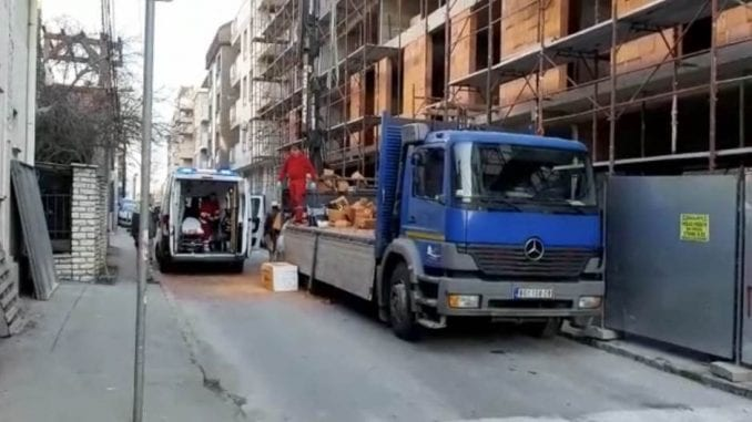 Na gradilištu u Beogradu i u ciglani u Maloj Plani poginuli radnici 1