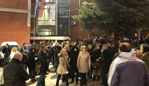 Vanredno stanje u Vranju uoči Vučićevog mitinga 9