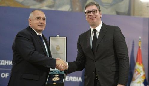 Vučić i premijer Bugarske razgovarali o saradnji 4