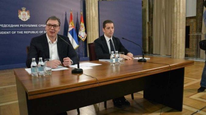 Vučić sutra sa predstavnicima Srba sa Kosova 1