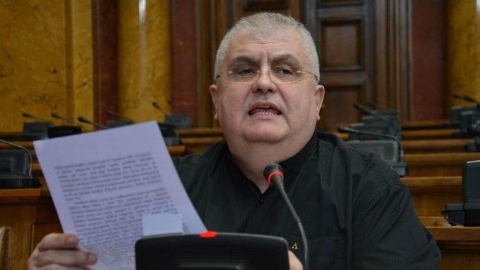 Čanak: Zgrada RTV Vojvodine otvorena radi promocije Mirovića, nije još ni useljena 3
