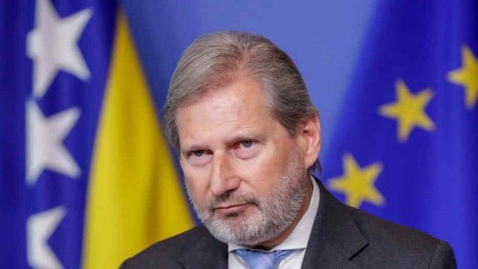 Han: EU pregovara sa Srbijom, ali treba rešiti pitanje dijaloga s Kosovom 1