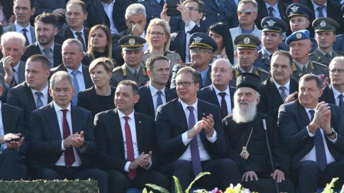 DW: Svrha vojne parade u Nišu veličanje Aleksandra Vučića 4