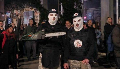 """Osnivači PUF-a: Masku """"fantomku"""" pocepali ljudi u civilu 4"""