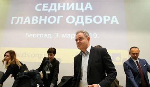 Aleksandar Ivanović: DS više nije ona iz koje smo izašli 2