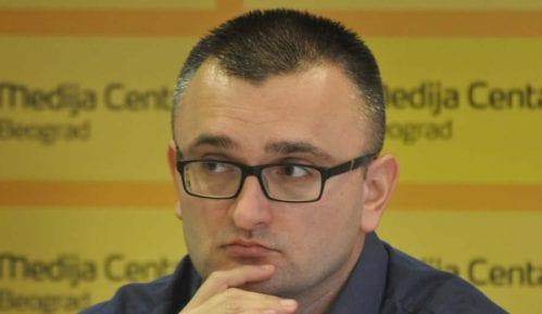 Klačar: Rezultati parlamentarnih izbora loša poruka za opoziciju, a nisu dobri ni za SNS 4