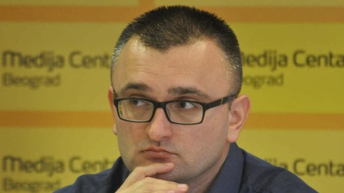 Klačar: Odlukom o smanjenju izbornog cenzusa SNS ide na svoju štetu 1