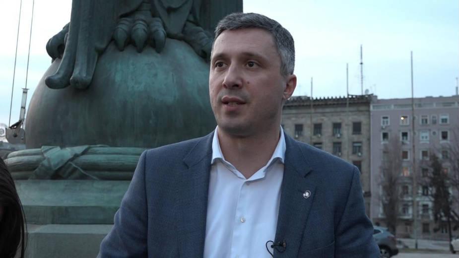 Obradović: Nisam preuzeo proteste, ja sam jedan od pet miliona 1