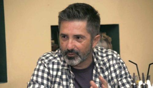 Uhapšen muškarac zbog pretnji novinaru Darku Mitroviću 2
