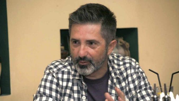 Uhapšen muškarac zbog pretnji novinaru Darku Mitroviću 1
