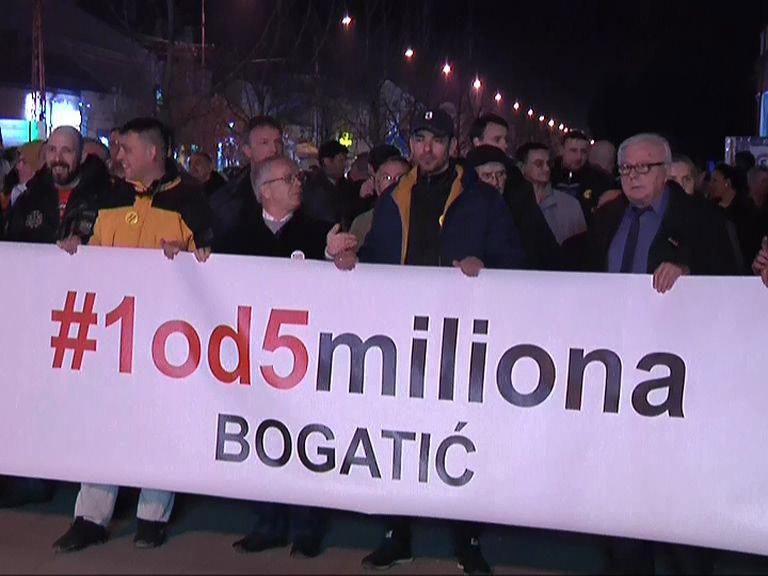 Protesti 1 od 5 miliona u više gradova (VIDEO, FOTO) 24