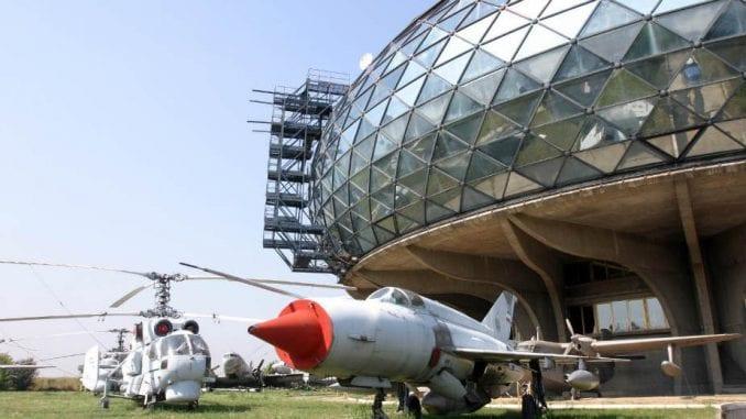 Struka protiv ukidanja Muzeja vazduhoplovstva 1