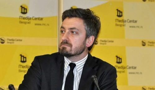 """Slobodan Georgiev: Novinar """"neprijatelj"""""""