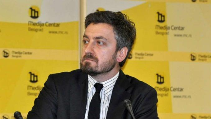 """Slobodan Georgiev: Novinar """"neprijatelj"""" 1"""