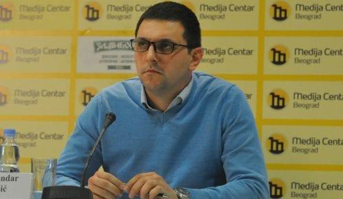 Aleksandar Vučić na čelu KMF Crvena zvezda 2