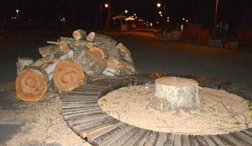 Gradska vlast nema na odluku suda da se obustavi gradnja gondole 4