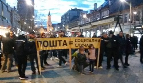 """Protesti """"1 od 5 miliona"""" u više gradova Srbije (VIDEO, FOTO) 12"""