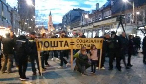 """Protesti """"1 od 5 miliona"""" u više gradova Srbije (VIDEO, FOTO) 6"""