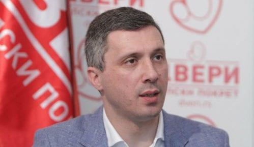 Dveri pokrenule peticiju protiv migrantske politike u Srbiji 12