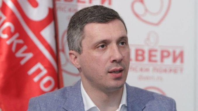 Dveri pokrenule peticiju protiv migrantske politike u Srbiji 1