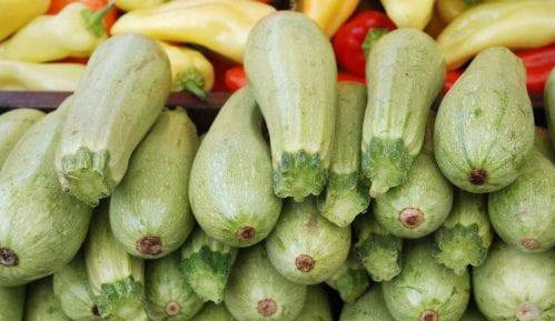 Povrće 34 odsto skuplje nego pre godinu dana 13