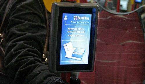 Bus plus: Više od deset puta povećan broj zahteva za personalizovane kartice 1
