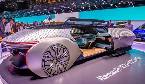 Sajam automobila u Ženevi: Luksuz, klasika i leteći modeli 3