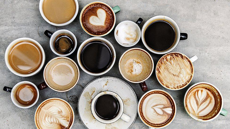Šoljice kafe
