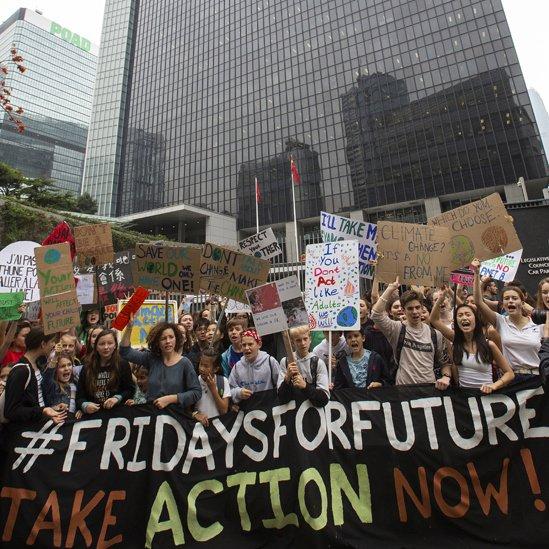 Protesti u Hong Kongu