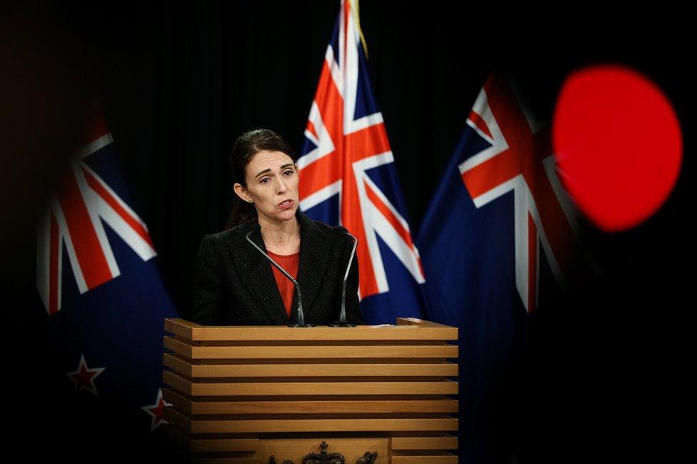 Premijerka Novog Zelanda Džasinda Arnerd