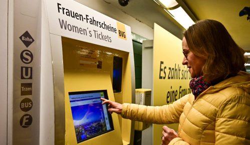 Dan jednakih plata: Jeftiniji prevoz za žene u Berlinu 2
