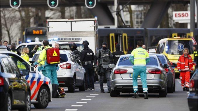 Holandija: Jedna osoba ubijena, nekoliko povređenih u napadu na tramvaj u Utrehtu 3