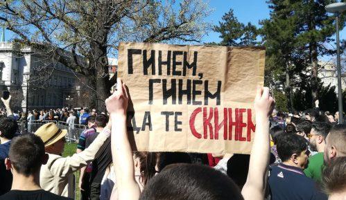 """""""1 od 5 miliona"""": Tri meseca protesta, kordoni i blokade - šta dalje 13"""