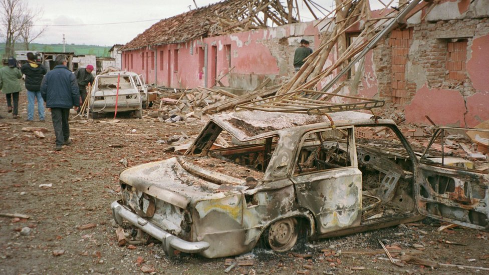 Srbija, 21. april 1999.