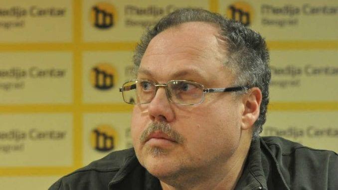 Sejdinović: Vukosavljević se uvredama preporučuje Vučiću za funkciju 2