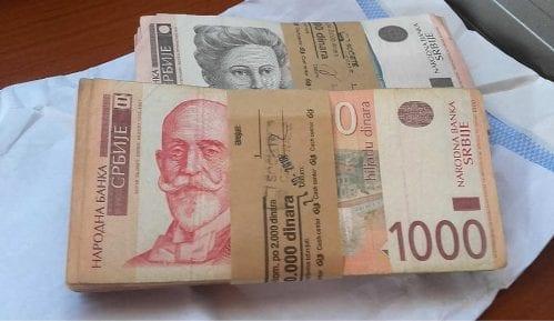 U Srbiji prosečna neto zarada u 2020. godini iznosila 60.073 dinara 1
