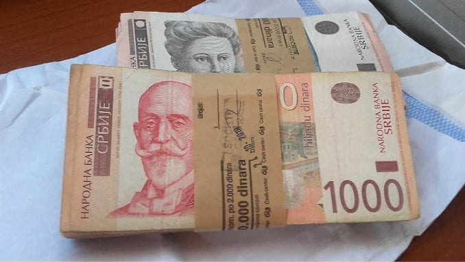 Vlada Srbije usvojila minimalnu cenu rada od 32.126 dinara 1