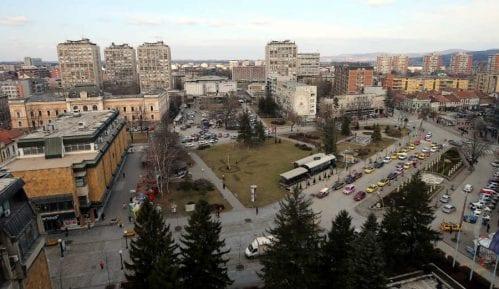 Protest Kragujevčanina ispred Centra za socijalni rad 7