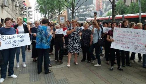 Roditelji nestalih beba najavljuju protest 12